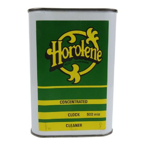 500ml Horolene Concentrate Clock Cleaner